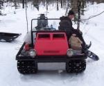 Brad on Trackster